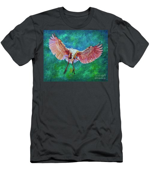 Fledgling Flight Men's T-Shirt (Athletic Fit)
