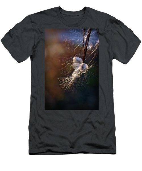 Men's T-Shirt (Athletic Fit) featuring the photograph Flight by Michelle Wermuth