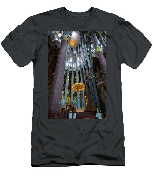 Men's T-Shirt (Athletic Fit) featuring the photograph Flight Of Fancy 2 by Alex Lapidus
