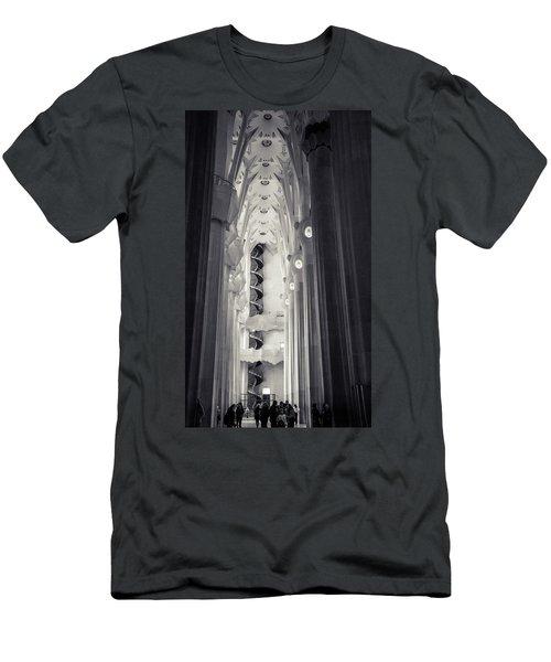 Men's T-Shirt (Athletic Fit) featuring the photograph Flights Of Fancy 1 by Alex Lapidus