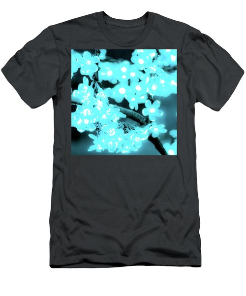 Flower Lights 3 Men's T-Shirt (Athletic Fit)