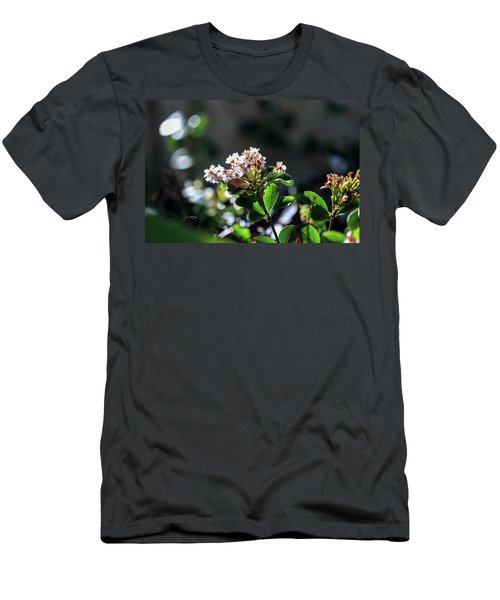 Beautiful Blooms Men's T-Shirt (Athletic Fit)