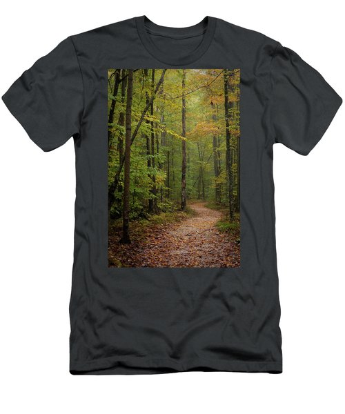 fog Men's T-Shirt (Athletic Fit)