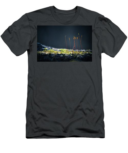 Men's T-Shirt (Athletic Fit) featuring the photograph Follow by Michelle Wermuth