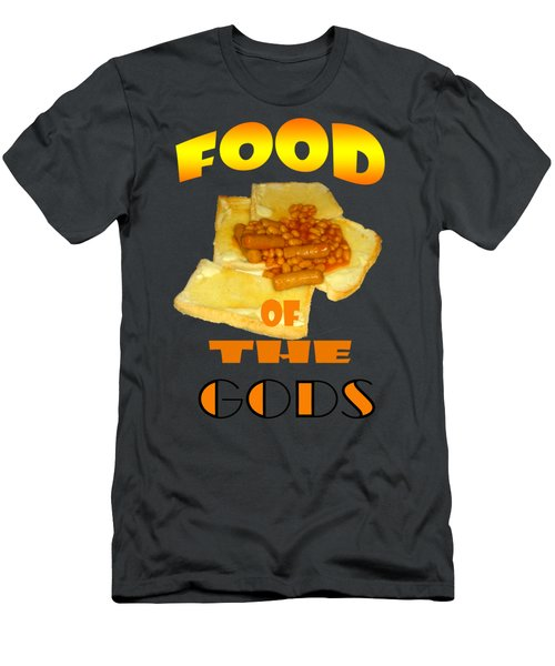 Food Of The Gods  Men's T-Shirt (Athletic Fit)
