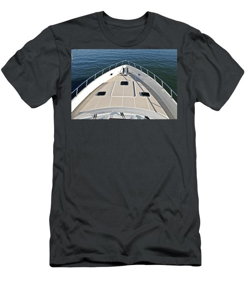 Fore Deck Men's T-Shirt (Athletic Fit)
