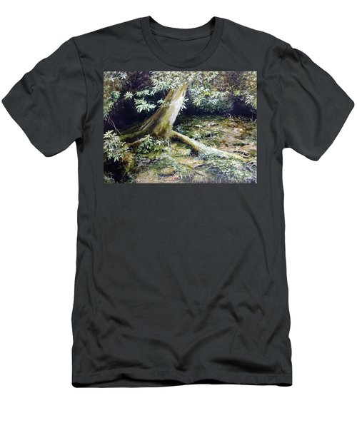 Forest Edge Men's T-Shirt (Athletic Fit)