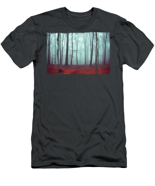 Forest Magic Men's T-Shirt (Athletic Fit)