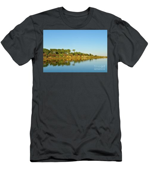 Forests Mirror Men's T-Shirt (Athletic Fit)