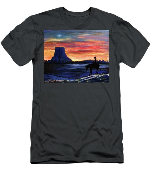 Forever West Men's T-Shirt (Athletic Fit)