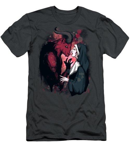 Forgive Me Father Men's T-Shirt (Athletic Fit)