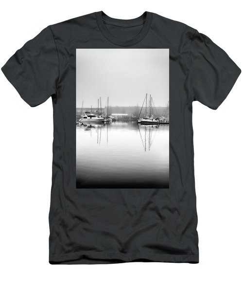 Foss Reflections Men's T-Shirt (Athletic Fit)