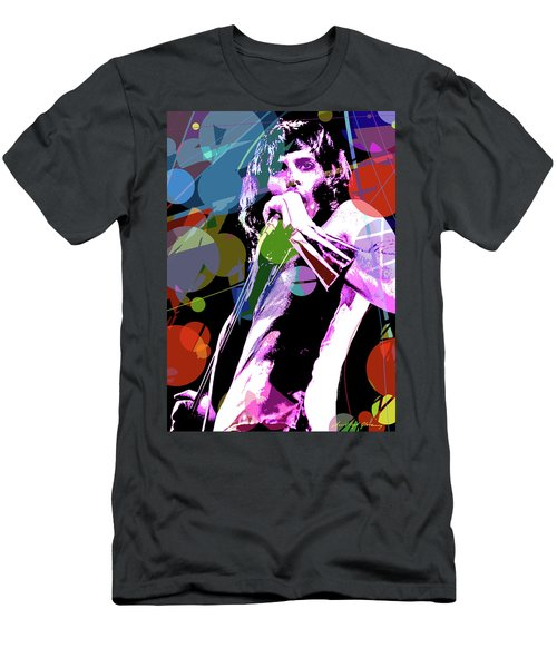 Freddy Mercury Queen Men's T-Shirt (Athletic Fit)