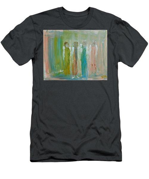 Friendship Angels Men's T-Shirt (Athletic Fit)