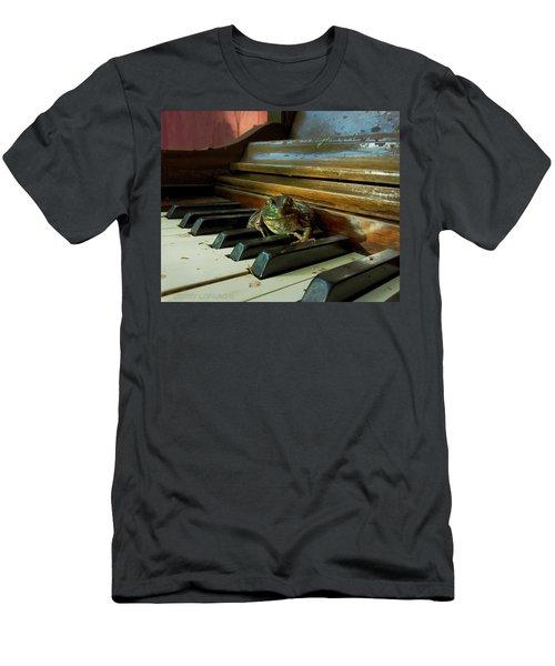 Frogtime Men's T-Shirt (Athletic Fit)