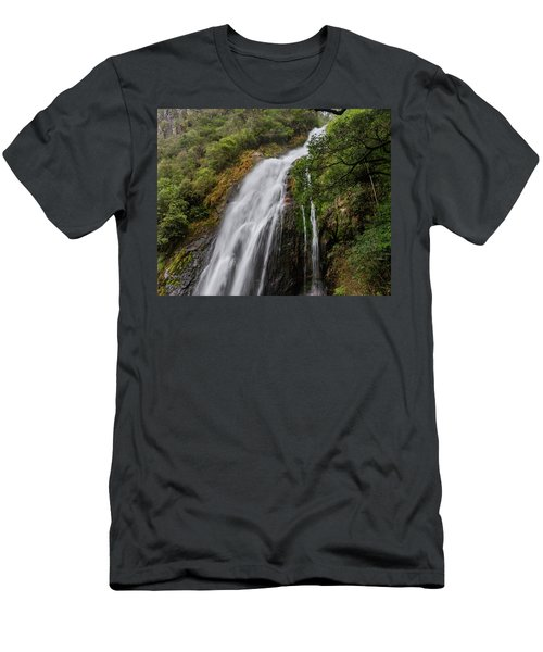 From Great Heights Men's T-Shirt (Athletic Fit)