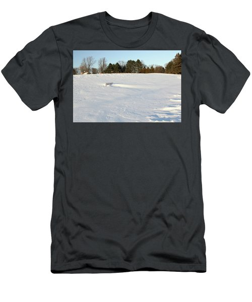Frost Delay Men's T-Shirt (Athletic Fit)