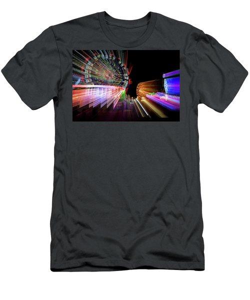 Fun Zone At The Fair Men's T-Shirt (Athletic Fit)