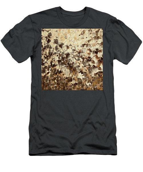 Galatians 1 10. A Bondservant Of Christ Men's T-Shirt (Athletic Fit)