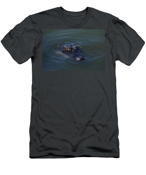 Gator Stare Men's T-Shirt (Athletic Fit)