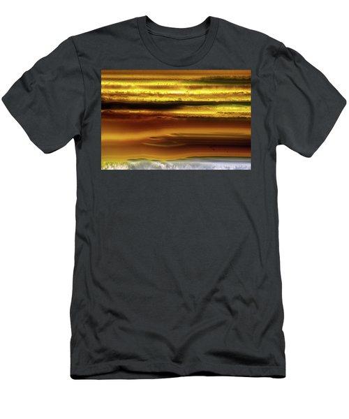 Geode Skyline Men's T-Shirt (Athletic Fit)