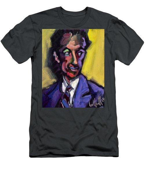 george Gershwin Men's T-Shirt (Athletic Fit)