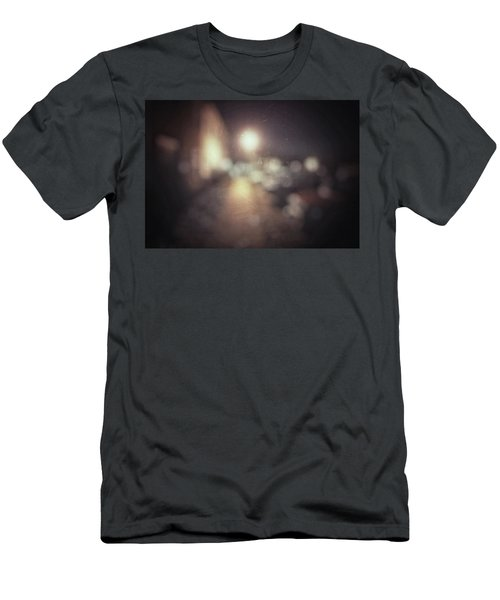 ghosts III Men's T-Shirt (Athletic Fit)