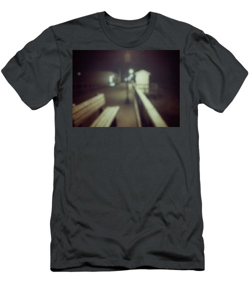ghosts IV Men's T-Shirt (Athletic Fit)