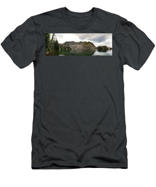 Gilpin Lake Men's T-Shirt (Athletic Fit)