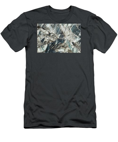Glacier Ice 1 Men's T-Shirt (Athletic Fit)
