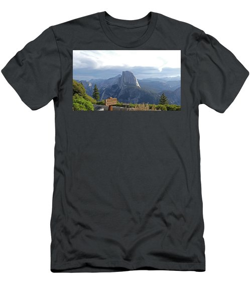 Glacier Point Men's T-Shirt (Athletic Fit)