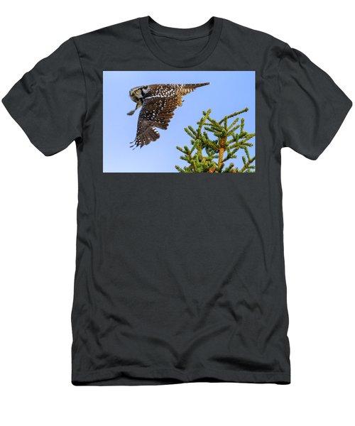 Glance Men's T-Shirt (Athletic Fit)