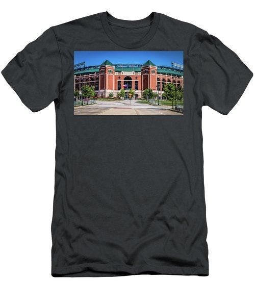 Globe Life Park In Arlington Men's T-Shirt (Athletic Fit)