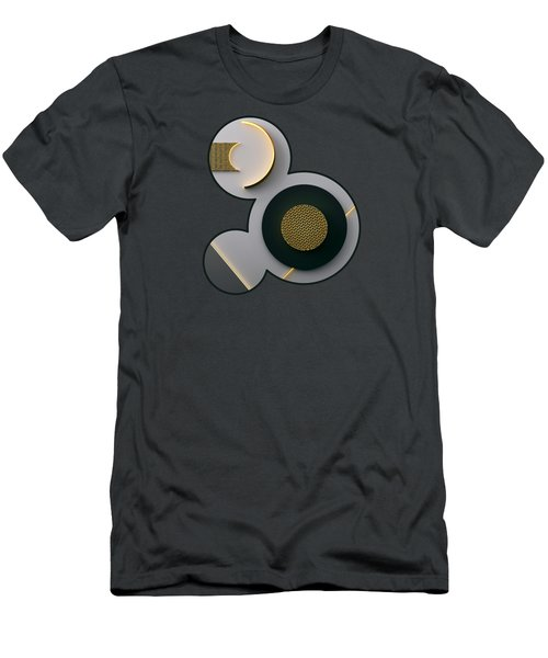 Gold Ice Men's T-Shirt (Athletic Fit)