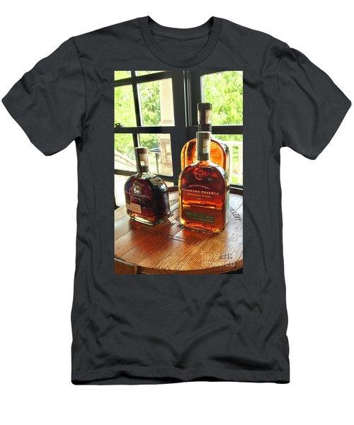 Golden Bourbon 2 Men's T-Shirt (Athletic Fit)