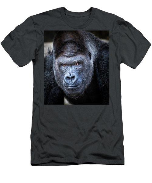Gorrilla  Men's T-Shirt (Athletic Fit)