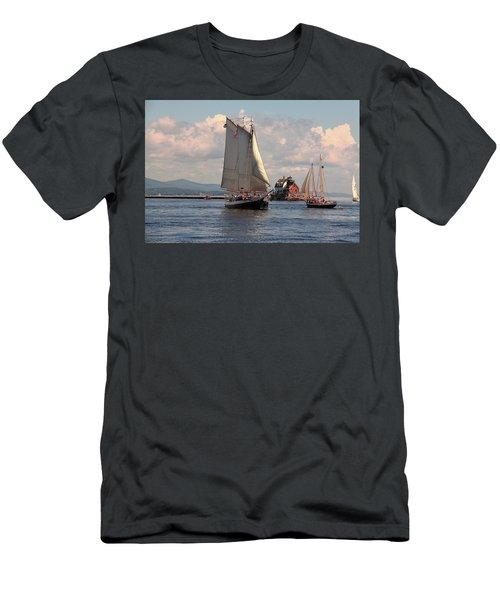 Grace Bailey Men's T-Shirt (Athletic Fit)