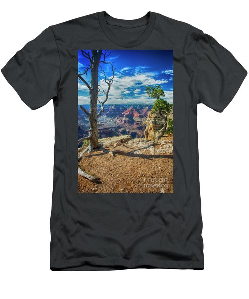 Grand Canyon Springs New Life Men's T-Shirt (Athletic Fit)