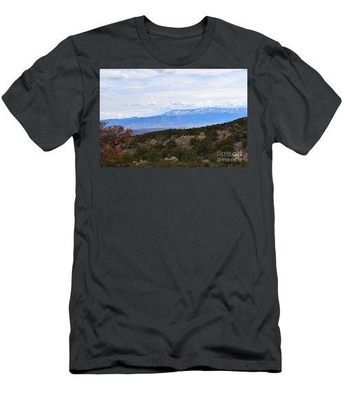 Grand Mesa Men's T-Shirt (Athletic Fit)