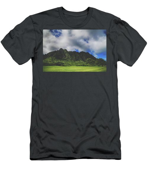 Gratitude Men's T-Shirt (Athletic Fit)