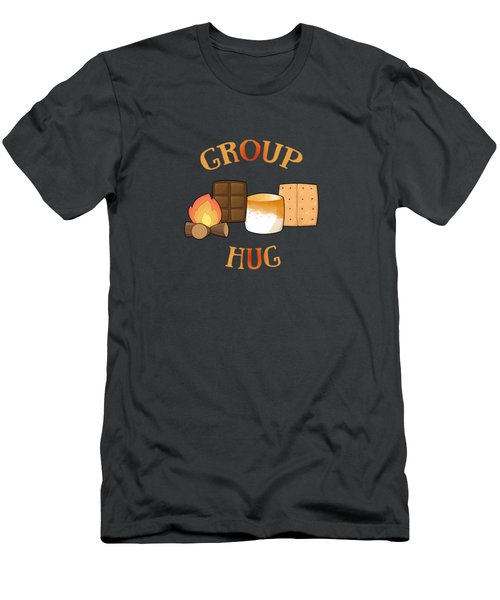 Group Hug Men's T-Shirt (Athletic Fit)