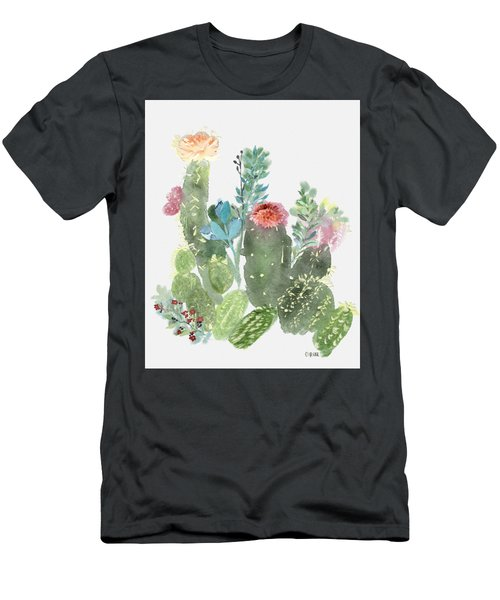 Grow Where You Are Planted Men's T-Shirt (Athletic Fit)
