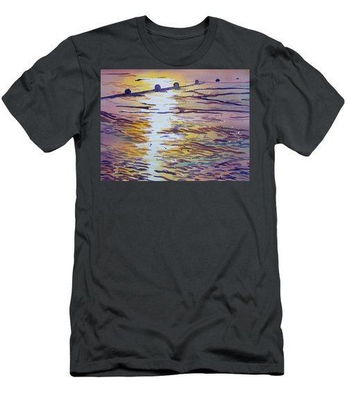 Groynes And Glare Men's T-Shirt (Athletic Fit)