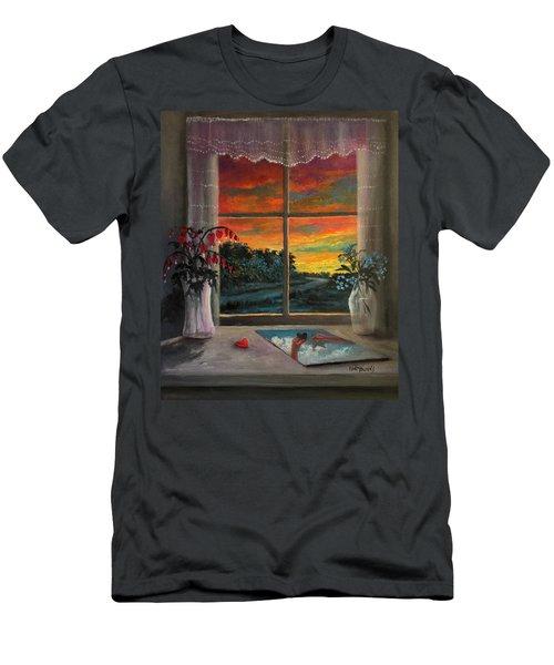 Guarding The Soul Men's T-Shirt (Athletic Fit)