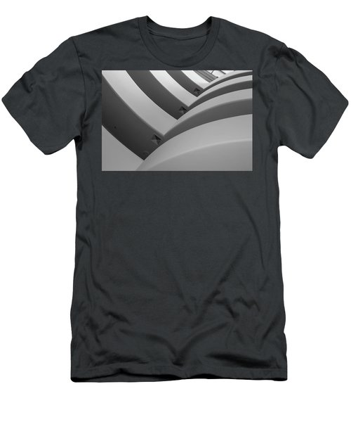 Men's T-Shirt (Athletic Fit) featuring the photograph Guggenheim_museum by Mark Shoolery