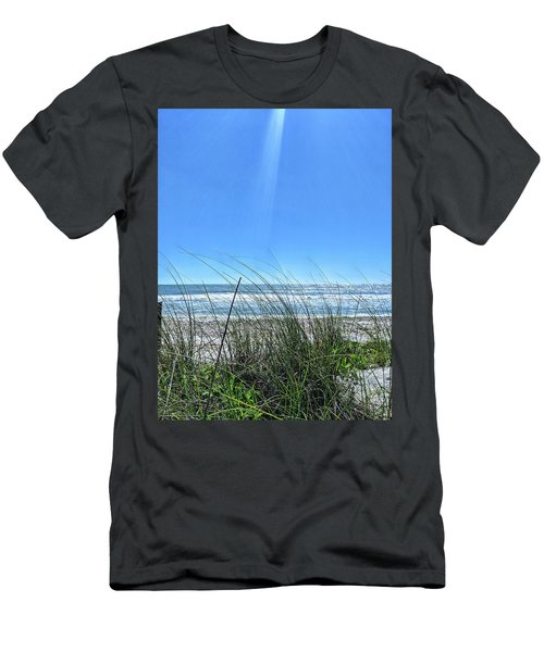 Gulf Breeze Men's T-Shirt (Athletic Fit)