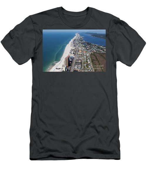 Gulf Shores 7124n Men's T-Shirt (Athletic Fit)