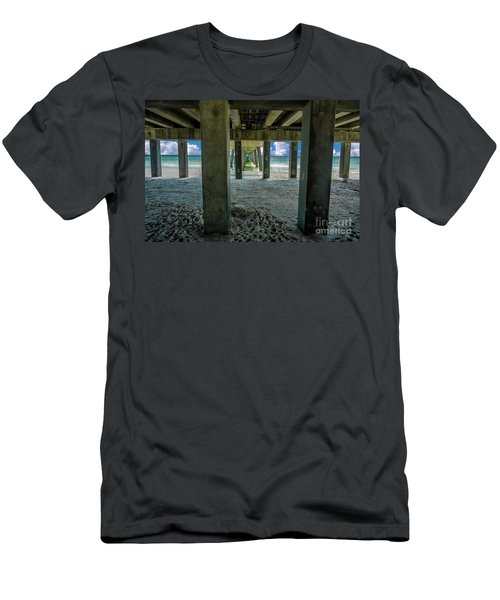 Gulf Shores Park And Pier Al 1649b Men's T-Shirt (Athletic Fit)