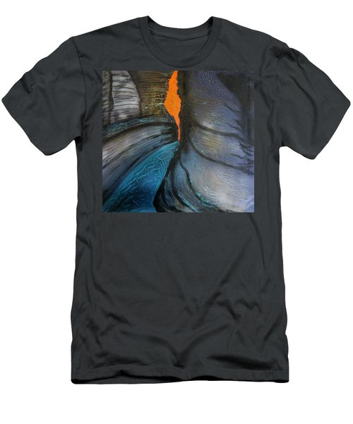 Hancock Gorge Men's T-Shirt (Athletic Fit)