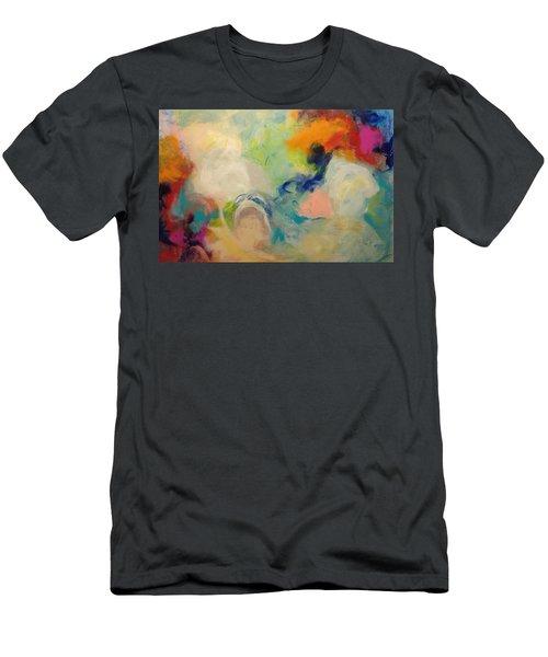 Happy Motions Men's T-Shirt (Athletic Fit)